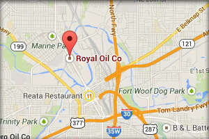 Royal Oil Company Office Location in Fort Worth, TX